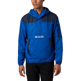 Columbia Challenger Windbreaker Jas Heren, azul/collegiate navy/white